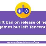 China lift ban on release of new video games but left Tencent